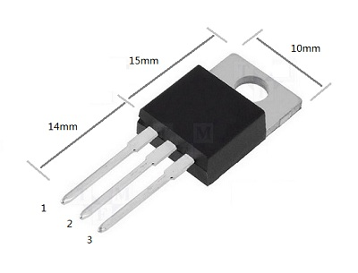 S2800F | Silicon Controlled Rectifier | THYRISTOR,IGT=1mA | TO-220