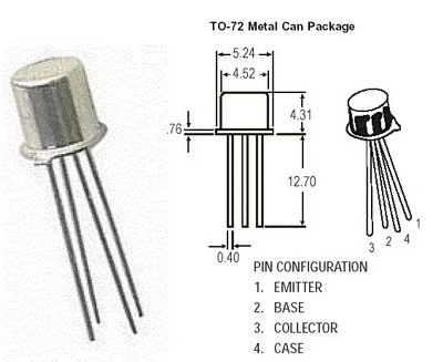 3SK41 | Field-effect Transistor | N-CH,Dual-Gate,VHF | TO-72